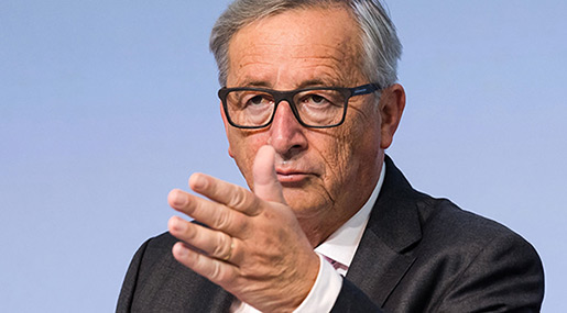 EU's Juncker: Europe Must Replace US as Leader After Trump Quits Iran Deal
