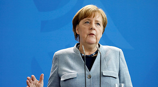 Merkel: Europe Can No Longer Rely on US «to Protect It»