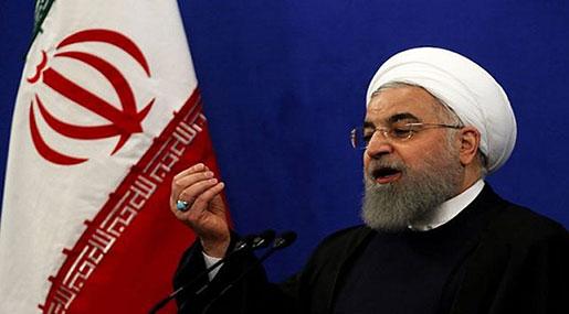 Rouhani Tells Merkel: Europe Safer Thanks to Iran's Anti-Terror Efforts