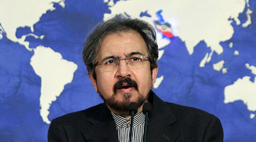 Iran: Int'l Community Encouraging 'Israel' to Attack Syria