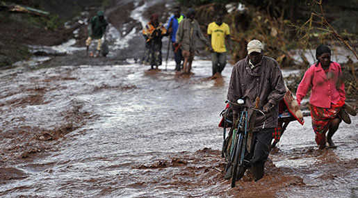 Kenya Dam Collapse: At least 49 Killed, Search for Survivors Underway