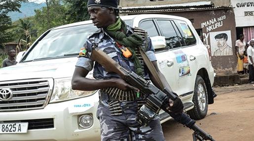 Armed Gang Kills At Least 23 in Northwest Burundi