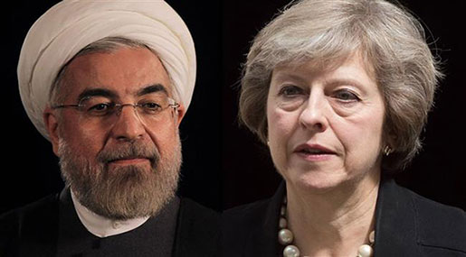 EU Has Limited Time to Preserve JCPOA, Rouhani Tells May