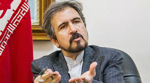Iran's Qassemi Urges Int'l Forums to React to Gaza Massacre