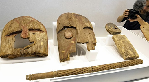 Germany Returns Grave-Plundered Artifacts to Alaska