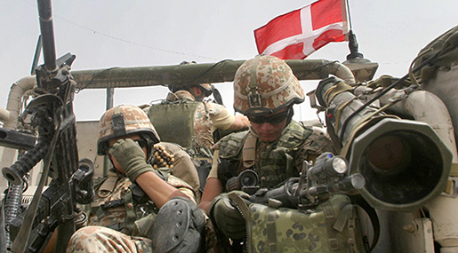 Denmark to Pull Special Forces from Iraq