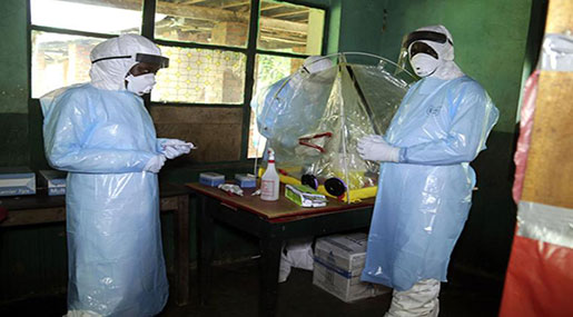 Ebola in Congo: Eleven New Cases Confirmed as Outbreak Spreads