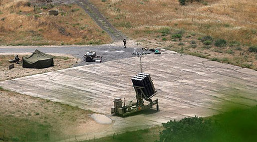 'Israel' Activates Iron Dome after False Alarm Triggers Rocket Sirens on Syrian Border