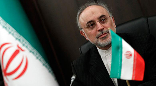 Salehi: Iran to Remain Committed to Its Promises if EU Can Keep JCPOA Alive