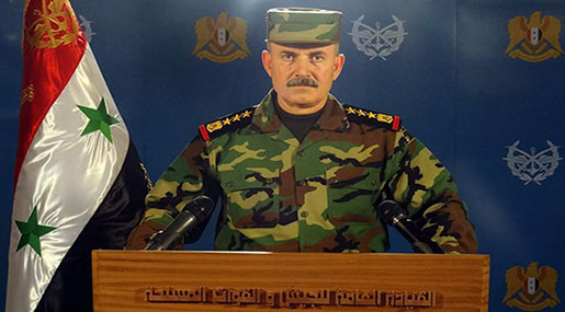 Syrian Army Command: Damascus, Damascus Countryside Entirely Safe