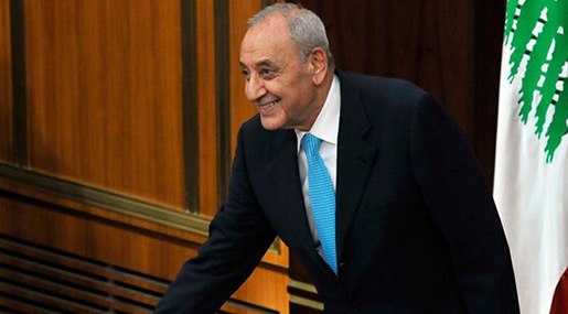 Lebanon: Berri Re-Elected Speaker in First Parliament Session, Ferzli Deputy