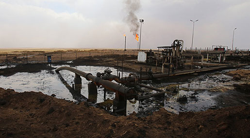 Syria Accuses US Coalition of Deliberately Destroying its Oil Wells