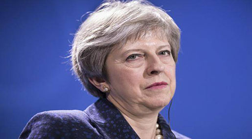 Brexit: May Seeks Extension of Second Transition Period