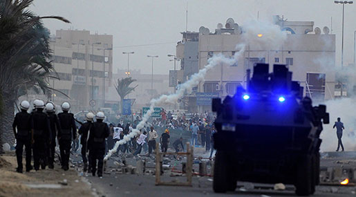 Bahrain Crackdown: HRW Says US Must Reject $1bn Arms Sales to the Kingdom
