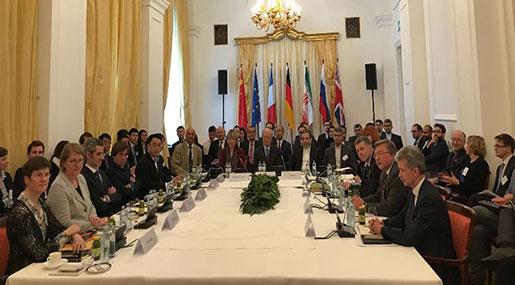 JCPOA: Iran Pushes for EU Guarantees, Diplomats Meet in Vienna