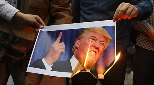 Why Trump's Small-Handed Plan to Strangle Iran Will Fail