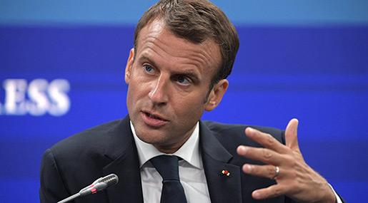 Macron Publicly Acknowledges  Hariri Was Detained in Saudi Arabia