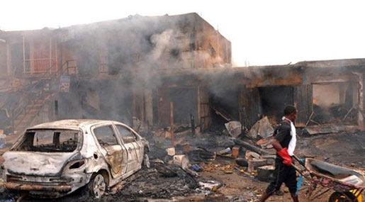 Nigeria: Suicide Blasts Kill at Least Three