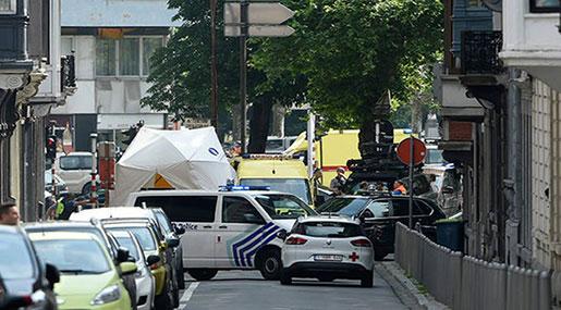 Belgium Shooting: 3 Dead, Attacker Killed