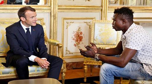 Malian Refugee Hero Who Saved 4-yo Boy in Daring Rescue Granted French Citizenship