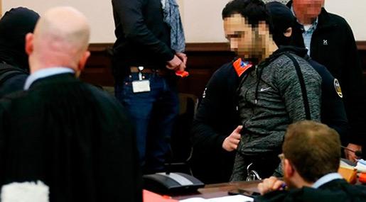 Belgium Charges Abdeslam Accomplice Over 2016 Bombings