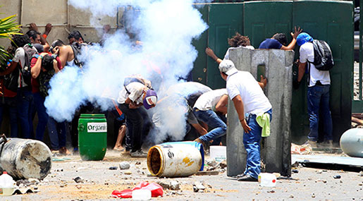 Nicaragua: Protests Kill 15, Injure 199 over 24 Hours