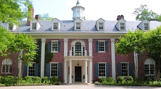Despite Povery at Home, Saudi Gov't Buys Jackie Kennedy Onassis's Childhood House for $43 Million