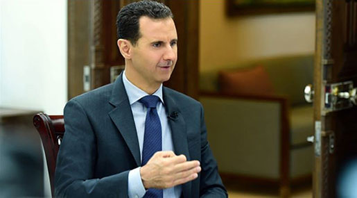 Al-Assad: US 'Losing Its Cards' In Syria, Should Leave Our Soil