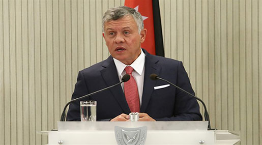 Jordan's King to Ask PM to Resign As Largest Protests Shake Kingdom