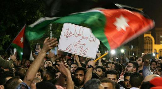 Jordan: PM Mulki Resigns amid Anti-Gov't Protests