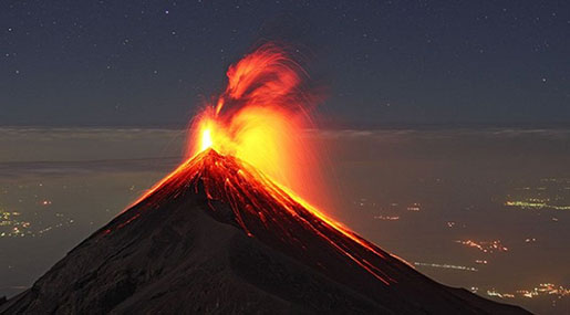 Fuego Volcano: Fresh Eruptions Force Rescuers to Evacuate