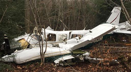 10 Found Dead In Kenyan Plane Wreckage Days after Crash