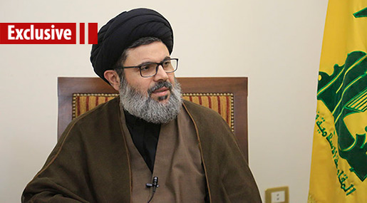 On Int'l Quds Day: Sayyed Safieddine Articulates Important Stances in Interview with Al-Ahed