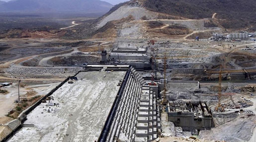Egypt, Ethiopia Agree to Avoid Clash over Huge Nile River Dam