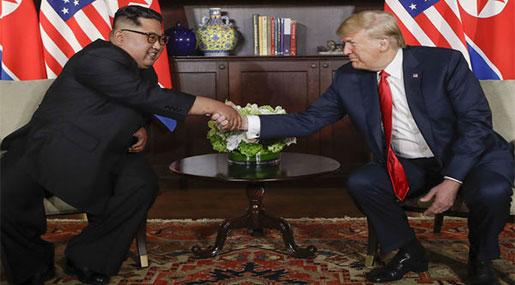 Trump-Kim Summit Was 'Very, Very Good'