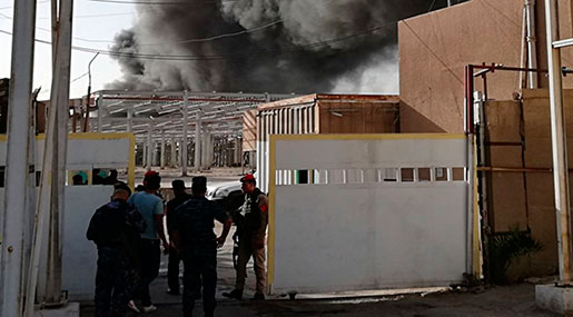 Iraq: Four Arrested Over Ballot Box Storage Blaze
