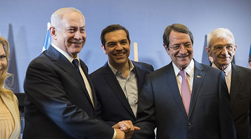 Bibi Met Gulf Leaders in Cyprus, Creating Rift between Palestinians and Them