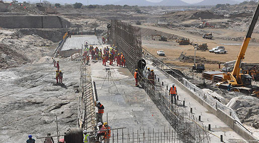 Egypt Frees 32 Ethiopian Prisoners after Talks on Controversial Nile Dam