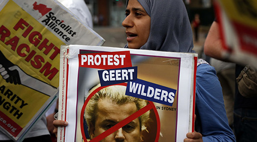 Holland Okays Wilder's Anti-Islam, Holy Prophet Cartoon Contest