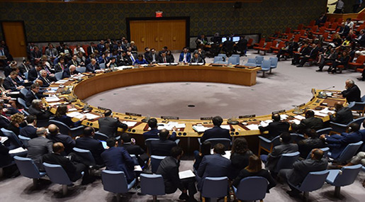 UN Votes on Condemning «Israel» over Gaza Violence