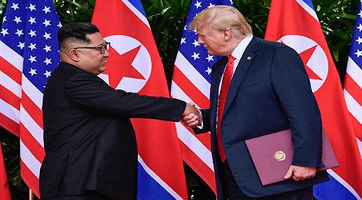 Norwegian Politicians Nominate Trump for Nobel Peace Prize after N Korea Summit!