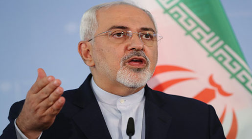 Zarif: Canadians Anti-Iran Act Will Be Detrimental To Them