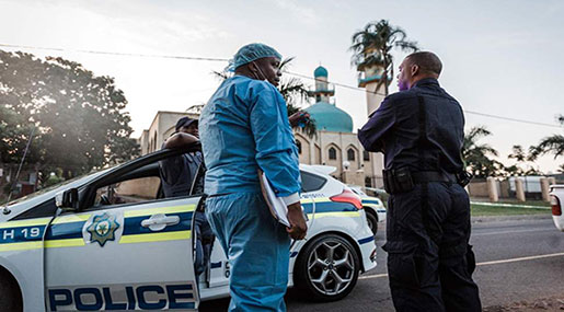 South Africa: Two People Killed in a Stabbing Attack in Malmesbury Mosque