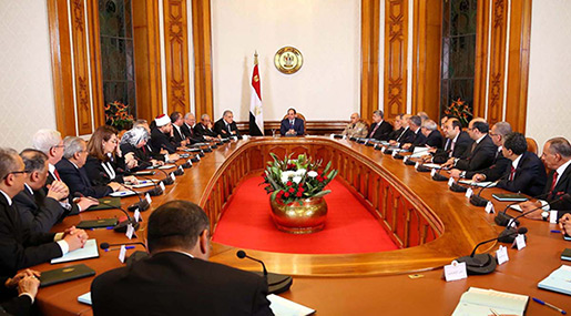Sisi Replaces Key Egypt Security Ministers
