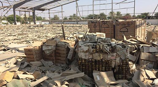 HRW Alarmed over Saudi-led Aggression on Hodeida