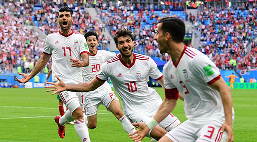 Iran Beat Morocco to Win First World Cup Finals in 20 Years