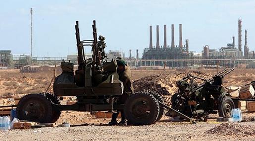 Libya: Haftar's Forces Push against Militias in Oil Crescent