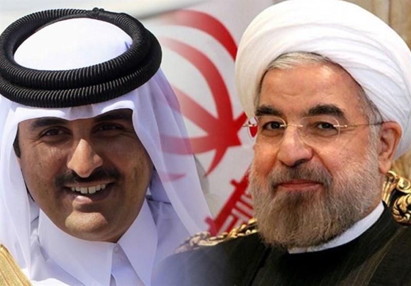 Rouhani Calls Qatari Emir: Military Not Solution to Yemen, Some Regional Countries Adopting Adventure