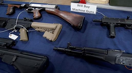 Americans Own Nearly Half World's Guns in Civilian Hands - Survey