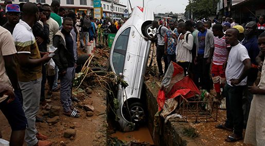 Abidjan Flooding: At Least 18 Killed in Ivory Coast